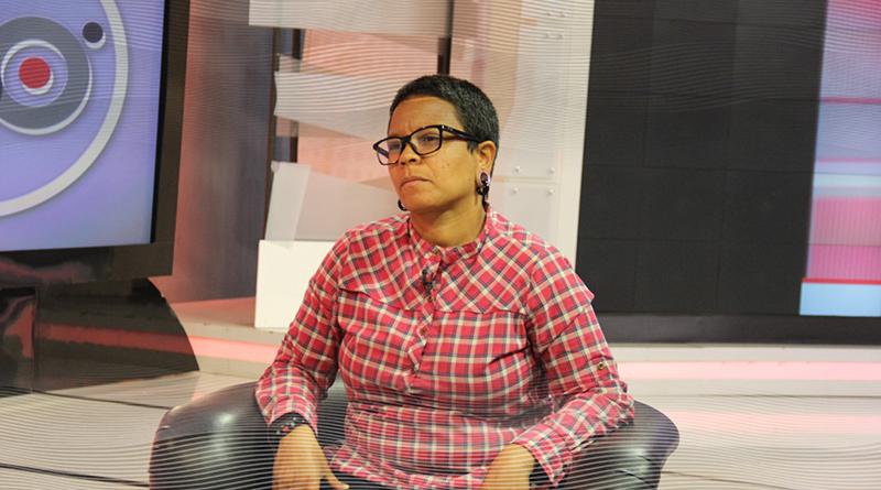 Alcaldesa Erika Farías: Hemos preservado la paz del asedio de los esclavos del imperio (Foto MultimediosVTV)